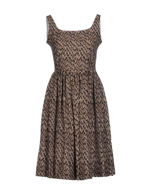 Siyu   Женское Короткое Платье
