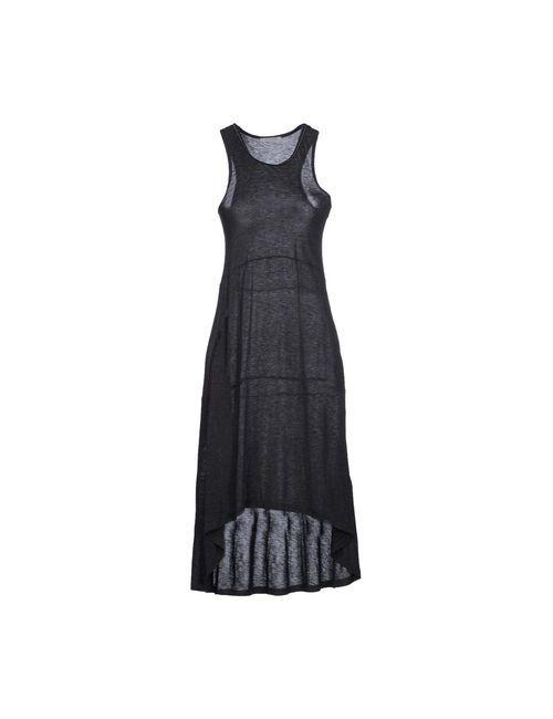 Pinko Grey   Женское Серое Короткое Платье