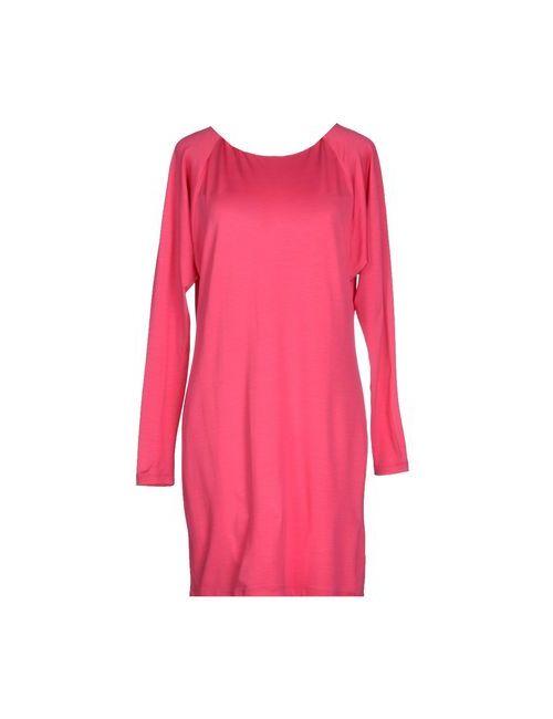 ATOS LOMBARDINI | Женское Фуксия Короткое Платье