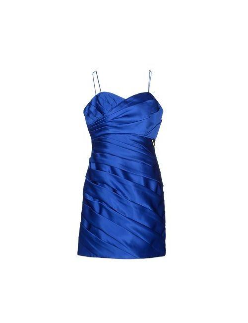 Jolie Carlo Pignatelli | Женское Синее Короткое Платье