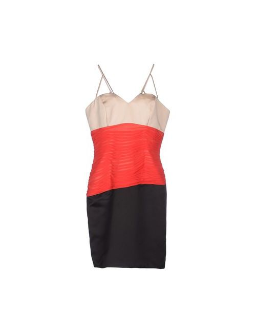 Jolie Carlo Pignatelli | Женское Красное Короткое Платье