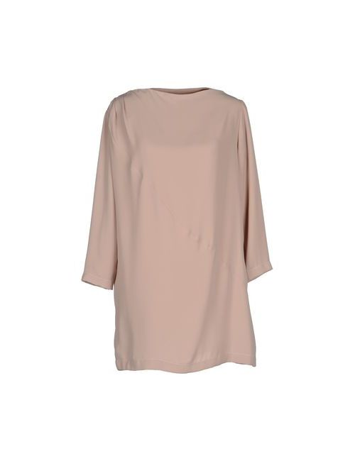 Trou Aux Biches | Женское Серое Короткое Платье