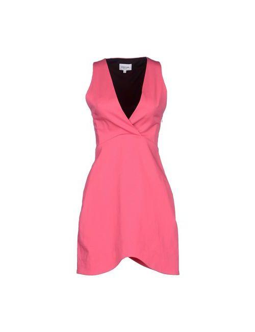 Au Jour Le Jour | Женское Фиолетовое Короткое Платье