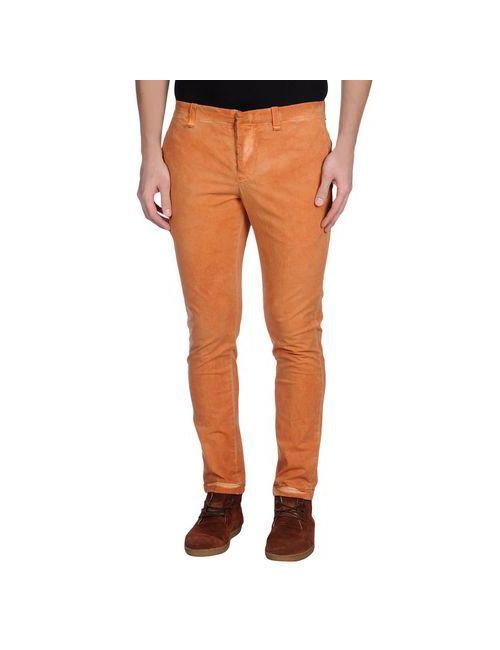 Dondup | Мужские Оранжевые Повседневные Брюки