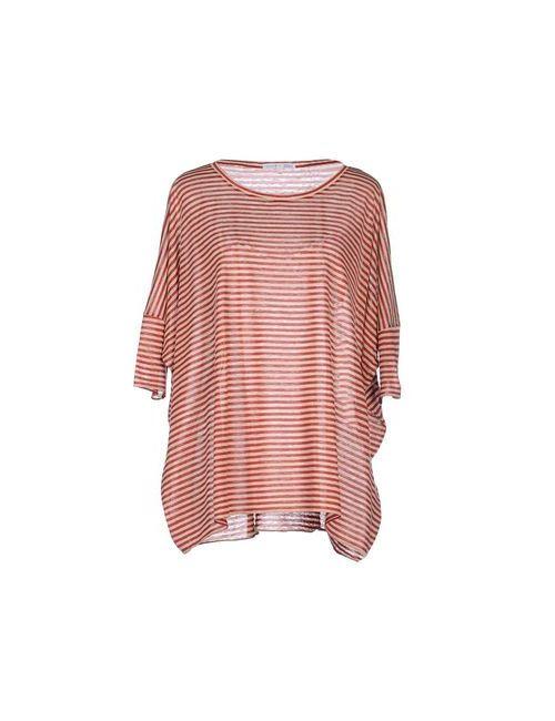 Shirt C-Zero | Женская Красная Футболка
