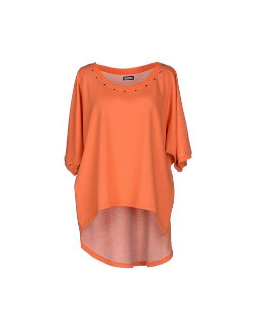 Madson Discount | Женская Оранжевая Толстовка