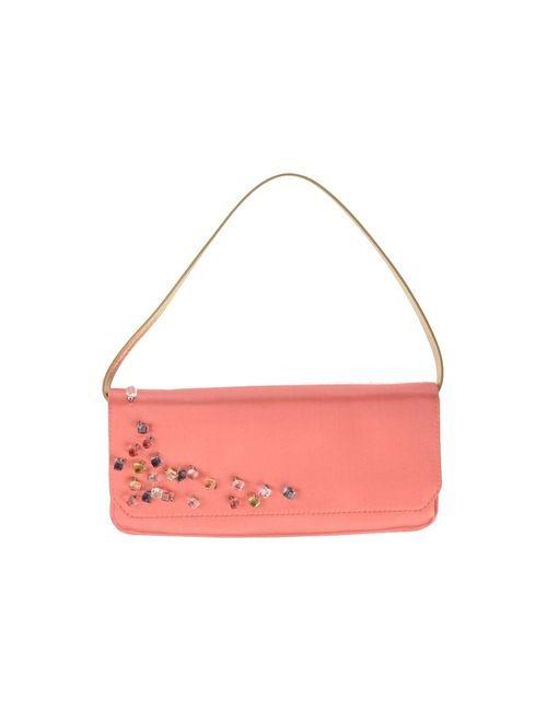 Giuseppe Zanotti Design   Женская Розовая Сумка На Руку