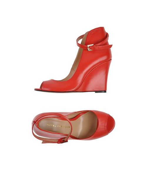 Hotel Particulier | Женские Красные Туфли