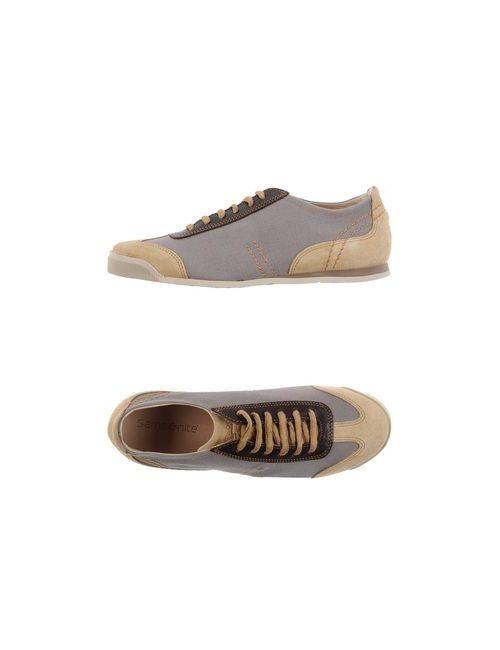 Samsonite Footwear | Мужские Серые Низкие Кеды И Кроссовки