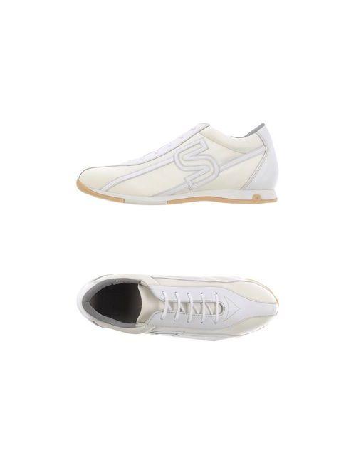 Samsonite Footwear | Мужские Коричневые Низкие Кеды И Кроссовки