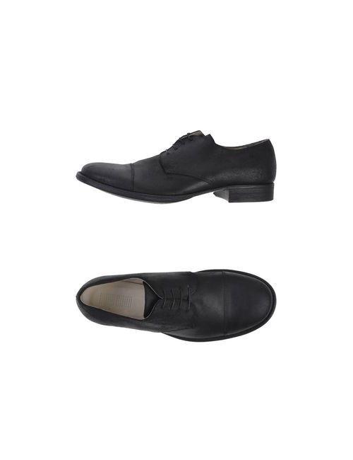01000010 By Boccaccini | Мужская Чёрный Обувь На Шнурках