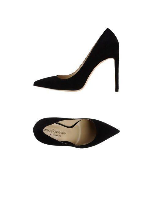 MARCO BARBABELLA | Женские Чёрные Туфли