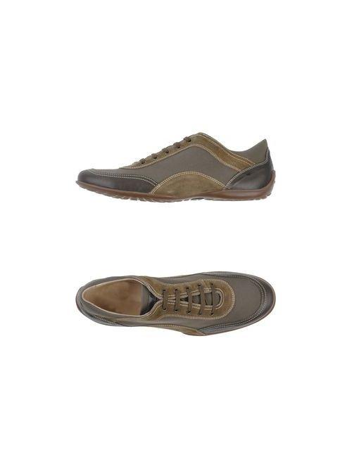Samsonite Footwear | Мужские Зелёные Низкие Кеды И Кроссовки