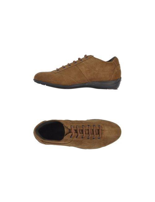 Samsonite Footwear | Мужские Хаки Низкие Кеды И Кроссовки