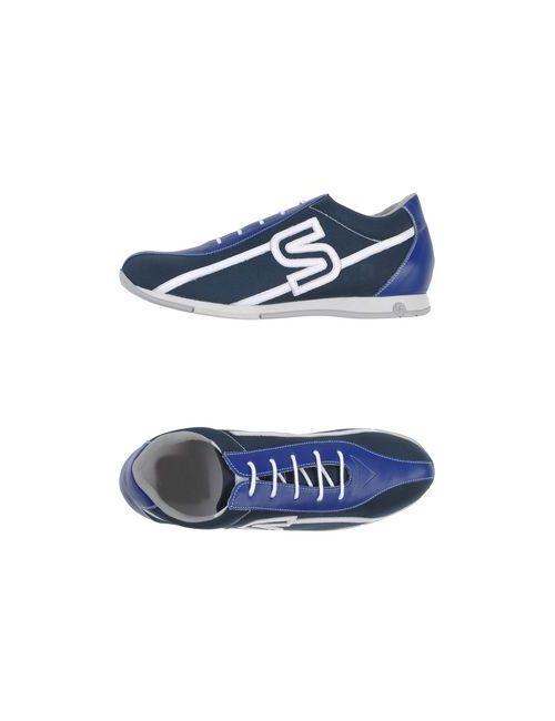 Samsonite Footwear | Мужские Синие Низкие Кеды И Кроссовки
