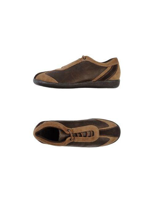 Samsonite Footwear | Женские Коричневые Низкие Кеды И Кроссовки