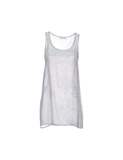 Richard Nicoll | Женское Фиолетовое Короткое Платье