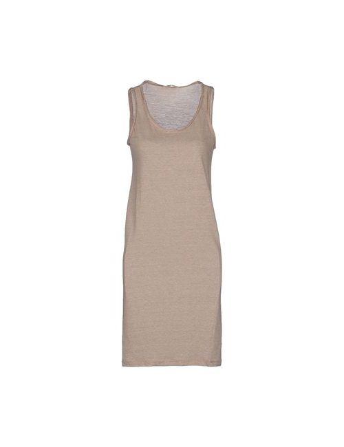 Niu' | Женское Хаки Короткое Платье