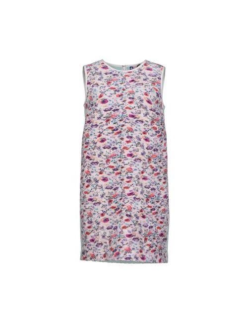 MSGM | Женское Розовое Короткое Платье