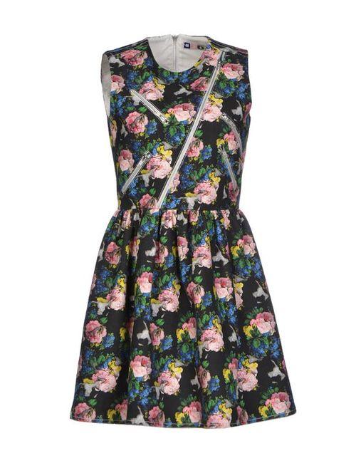 MSGM   Женское Короткое Платье