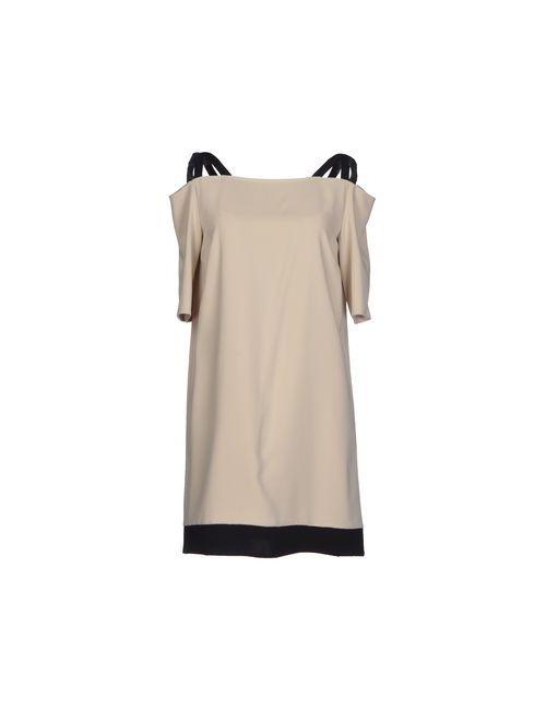 Hopper | Женское Серое Короткое Платье