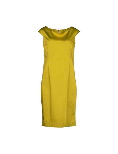 Khamsin   Женское Зелёное Короткое Платье