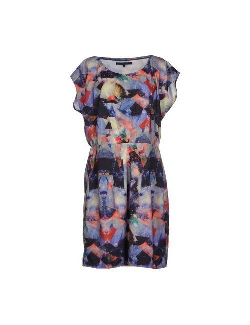 Minimum   Женское Фиолетовое Короткое Платье