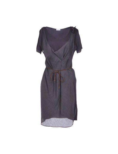 Rivamonti | Женское Синее Короткое Платье