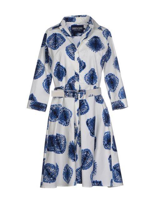Samantha Sung | Женское Короткое Платье