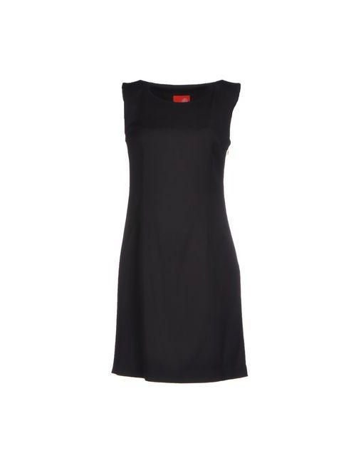 Boule De Neige | Женское Чёрное Короткое Платье