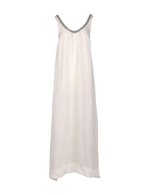 Brunello Cucinelli | Женское Длинное Платье