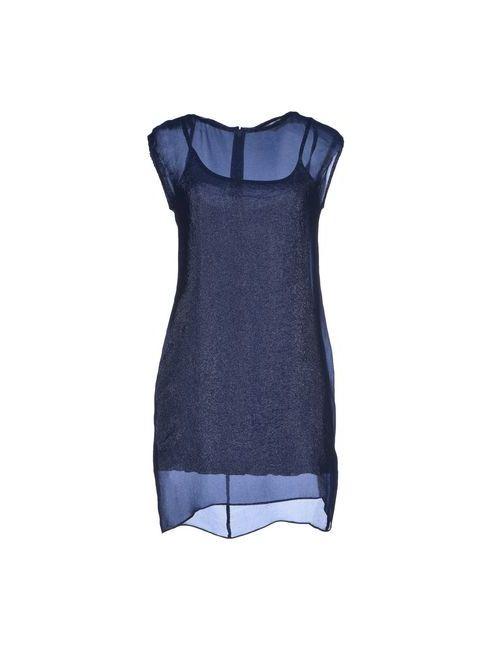 COAST WEBER & AHAUS | Женское Синее Короткое Платье
