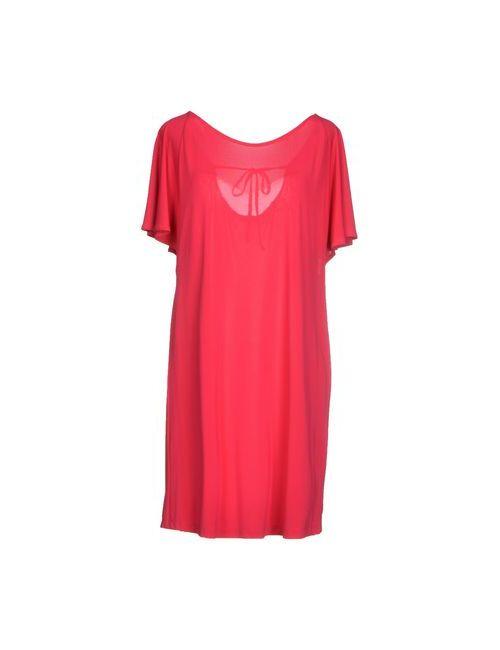 Passo Jazz | Женское Фуксия Короткое Платье