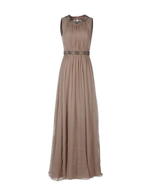 Jenny Packham | Женское Длинное Платье