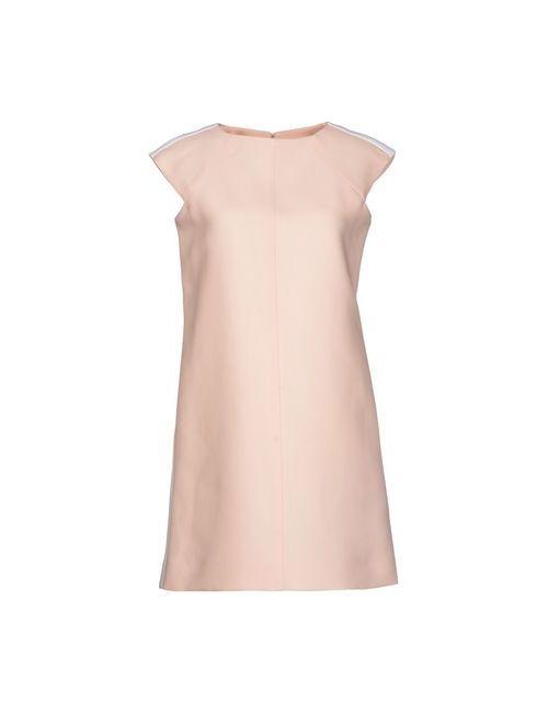 Courreges | Женское Розовое Короткое Платье