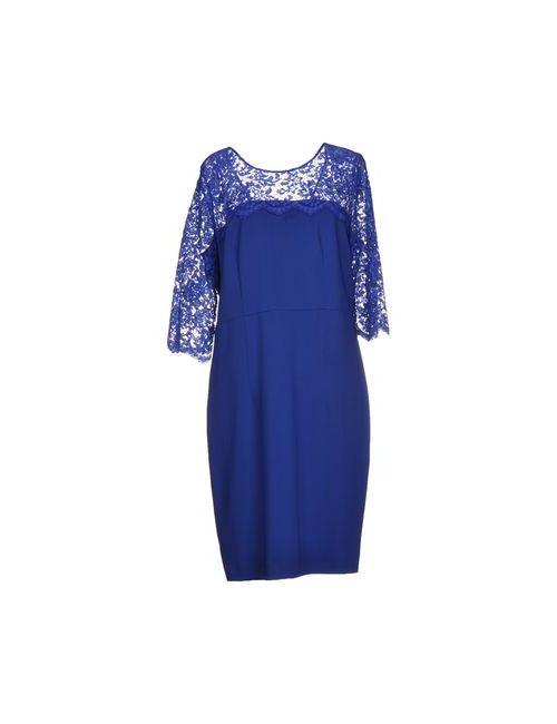 D.exterior | Женское Синее Платье До Колена
