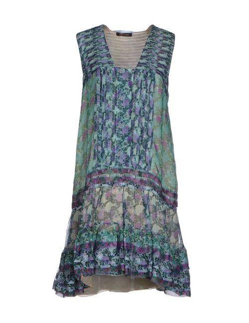 Roberto Cavalli | Женское Короткое Платье
