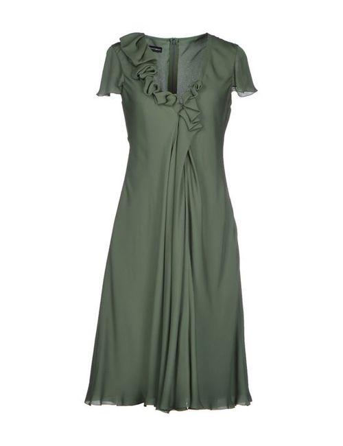 Emporio Armani | Женское Платье До Колена