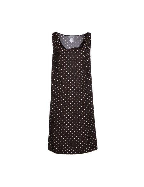 Gran Sasso | Женское Какао Короткое Платье
