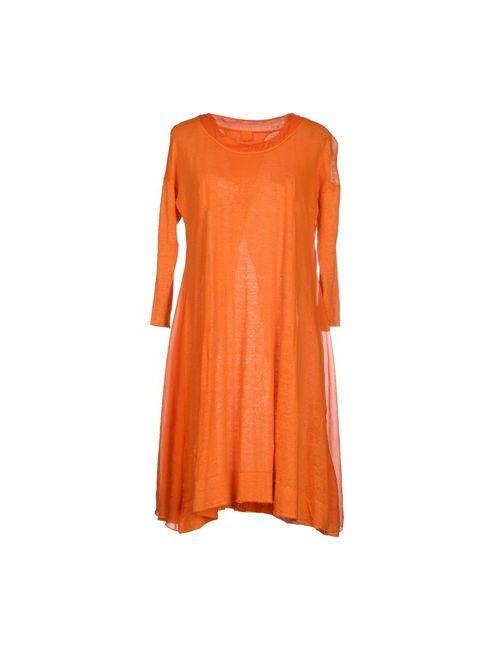 120% Lino | Женское Платье До Колена