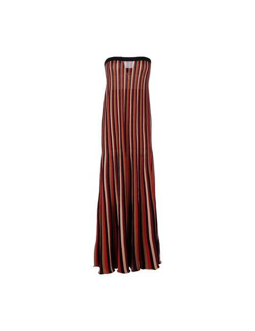 Jucca | Женское Коричневое Длинное Платье