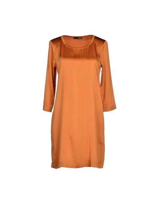 .Tessa | Женское Коричневое Короткое Платье