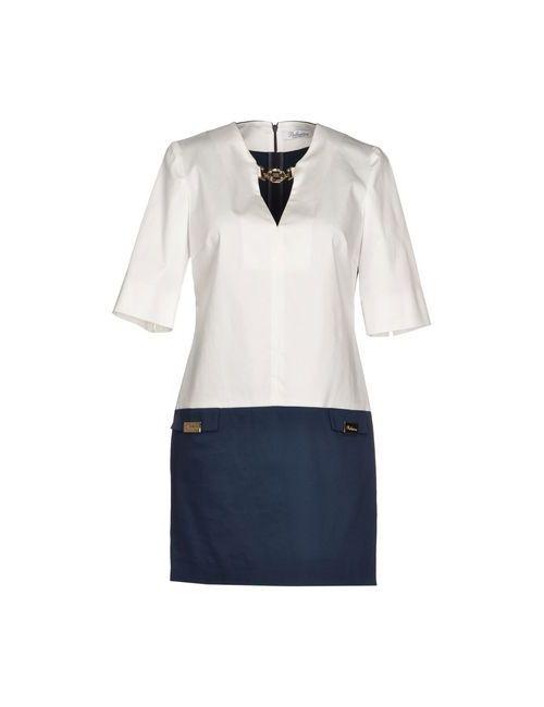 BELLISSIMA BY RAFFAELLA RAI | Женское Белое Короткое Платье