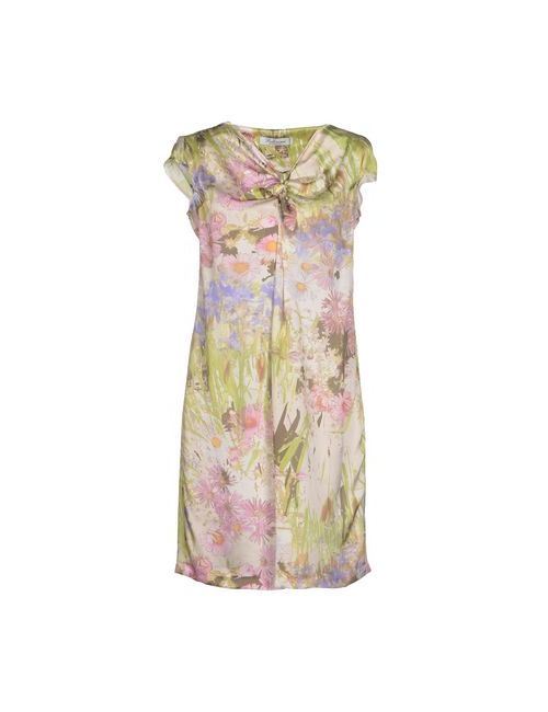 BELLISSIMA BY RAFFAELLA RAI | Женское Зелёное Короткое Платье