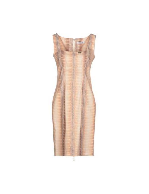 BELLISSIMA BY RAFFAELLA RAI | Женское Бежевое Короткое Платье