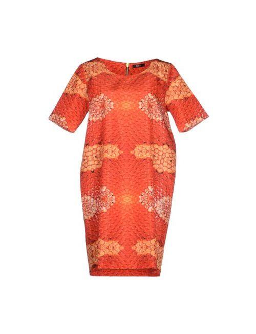 Flage | Женское Красное Короткое Платье