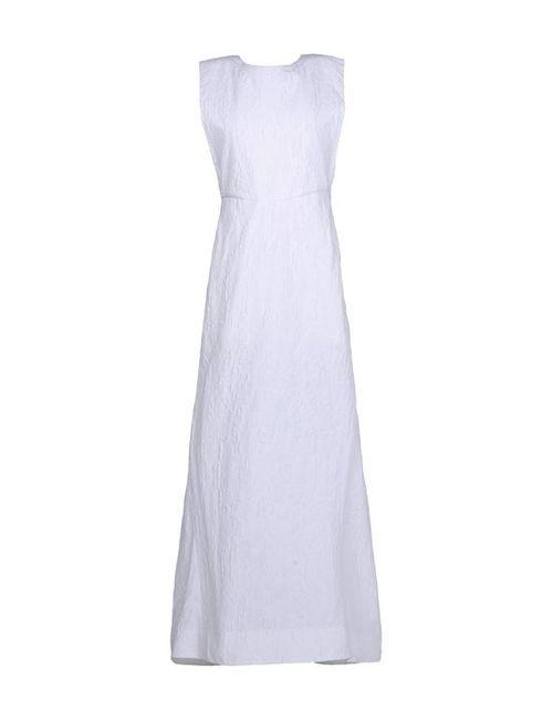 Jil Sander | Женское Длинное Платье