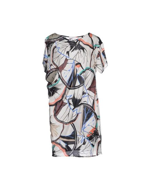CARLA G. | Женское Белое Платье До Колена