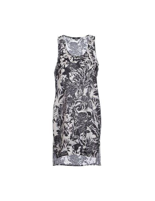 CARLA G. | Женское Белое Короткое Платье