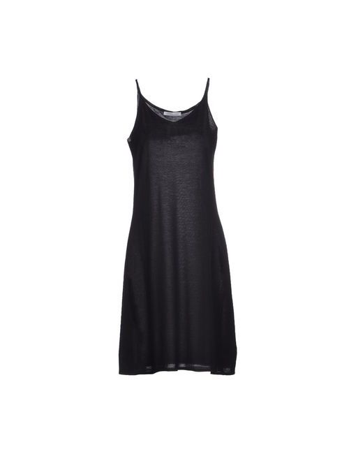 Lamberto Losani | Женское Чёрное Короткое Платье